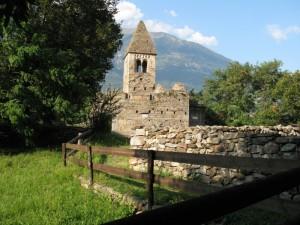 L'abbazia di S.Pietro in Vallate
