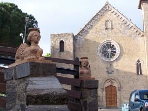 Chiesetta nel centro storico di Bolsena