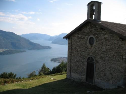 Montemezzo - La chiesetta di Montalto