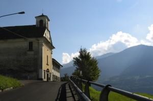 Chiesa a Povolaro