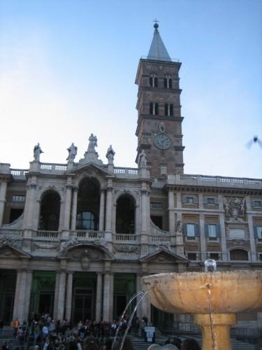 Roma - Basilica di Santa MARIA MAGGIORE (RM9)