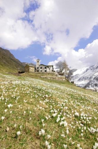 Introbio - Madonna della Neve in Val Biandino