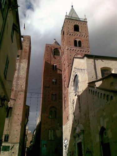 Albenga - cattedrale S. Michele Albenga