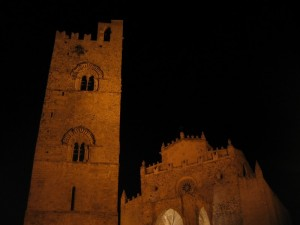 Torre e Cattedrale-Erice