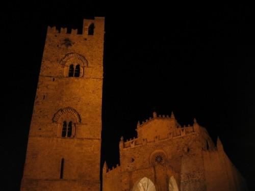 Erice - Torre e Cattedrale-Erice