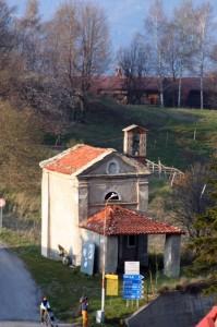 la chiesa più piccina è Sant Grèè