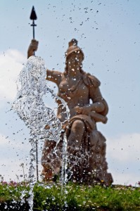 zampillo…a villa d'Este, costruita su l'acqua e l'arte