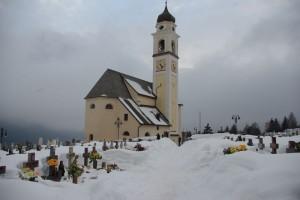 Chiesa e cimitero di Bedollo 2