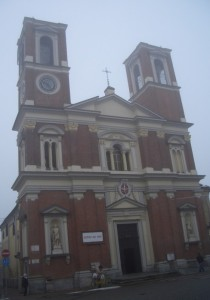 Santa Maria nella nebbia