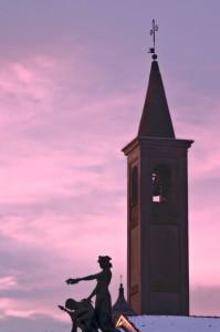 Il campanile di San Defendente
