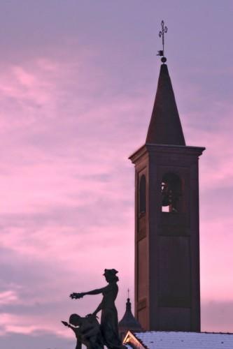 Galliate - Il campanile di San Defendente