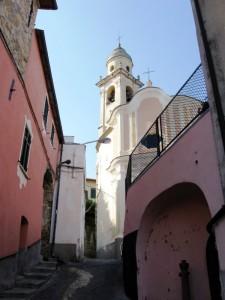 La chiesa di S. Agata