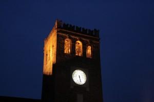 La Torre e L'orologio
