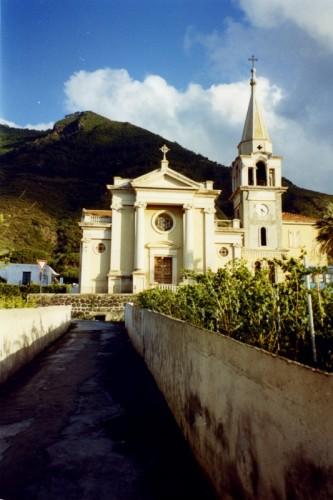 Malfa - Chiesa di S.Lorenzo