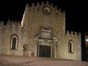 Basilica-Cattedrale (XIII SEC) –Taormina