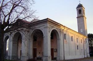 chiesa in frazione san martino