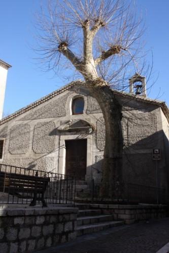 Nusco - prima dei falò di Sant'Antonio