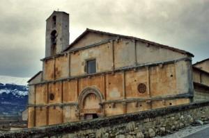 Chiesa di San Giusta - Bazzano - AQ -