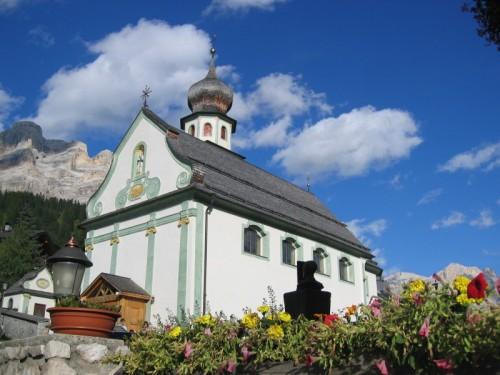 Badia - Chiesa parrocchiale di San Cassiano (BZ)