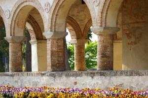 Il portico dei templari