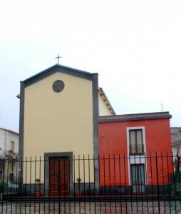 Chiesetta a San Giuseppe Vesuviano