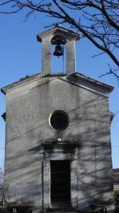 Chiesetta di S. Antonio Abate in località Villiago