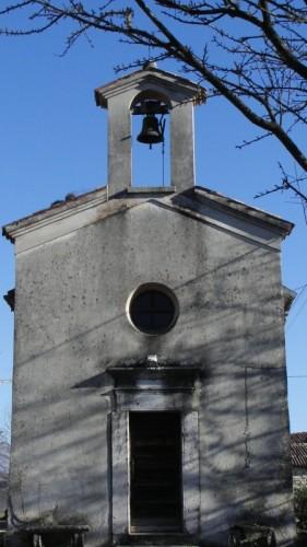 Sedico - Chiesetta di S. Antonio Abate in località Villiago