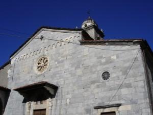 Stazzema - Chiesa