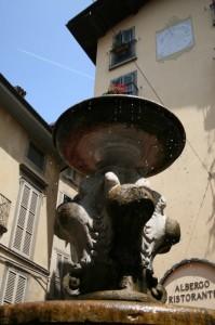 Fontana Città Alta (BG)