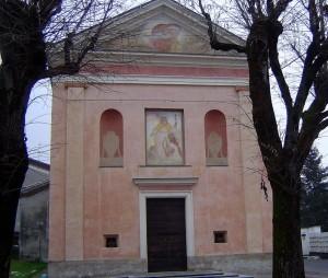 chiesetta della frazione torchio