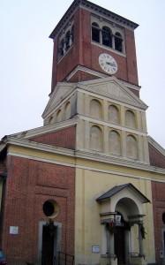parrocchiale della cittadina
