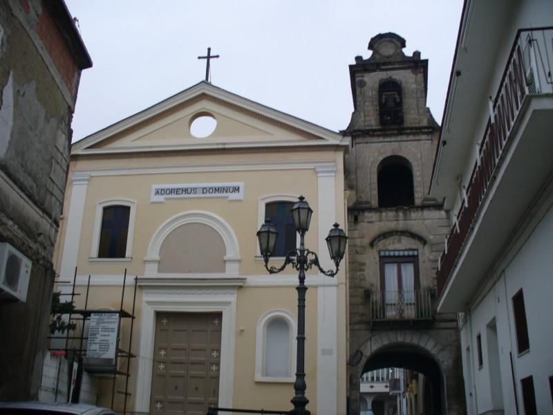 Avella - Chiesa di San Romano