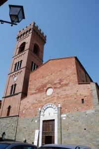 Montecarlo (LU) Chiesa e Campanile