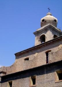 Campanile della chiesa colleggiata S.Stefano