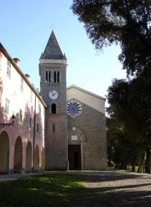 Santuario di Madonna di Soviore (SP)