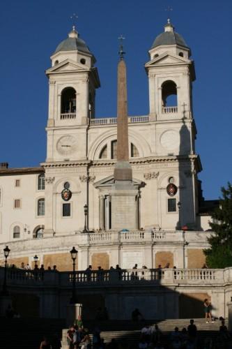Roma - Chiesa Trinità dei Monti