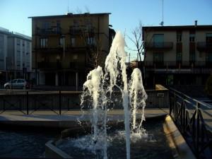 Fontana Piazza Cortina-Municipio