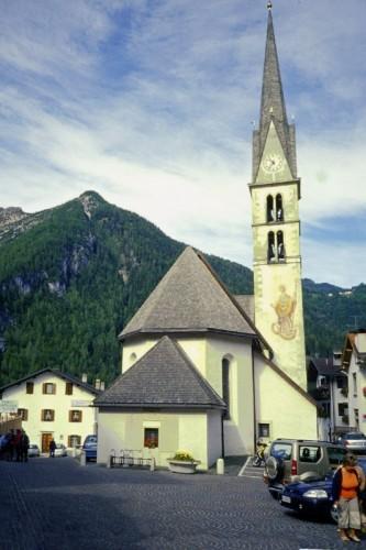 Alleghe - Alleghe Il Duomo