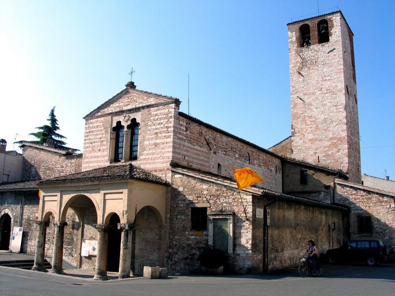 ''Chiesa Santa Maria Infraportas'' - Foligno