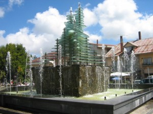 La fontana dei cristalli. Gambarie