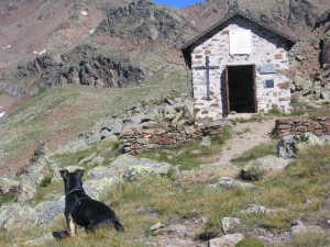 Cappella rifugio Largher