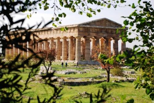 Capaccio - Il Tempio di Poseidon