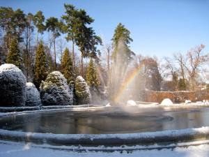 Giardini Estensi - Fontana