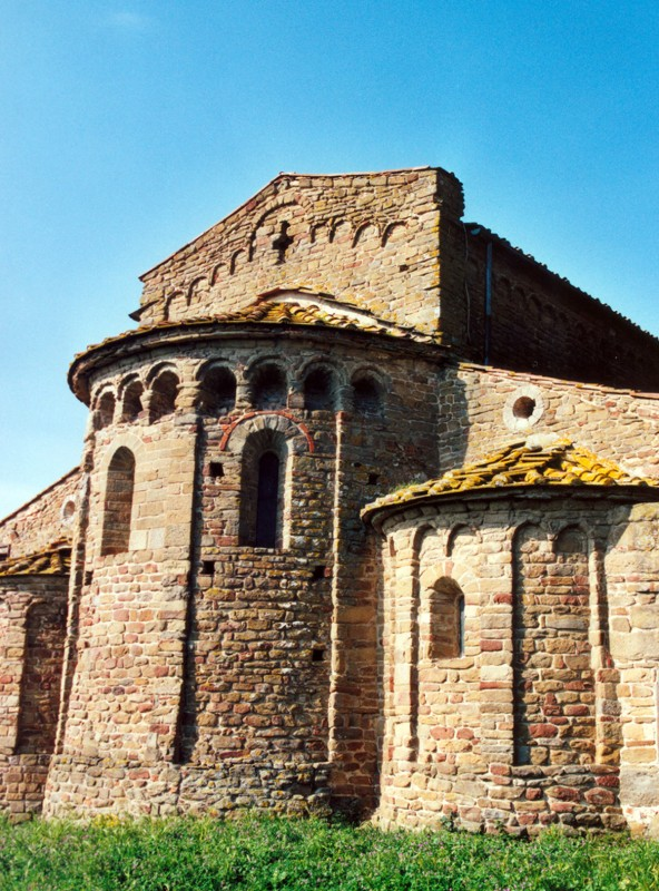 ''abbazia S.Giusto'' - Carmignano