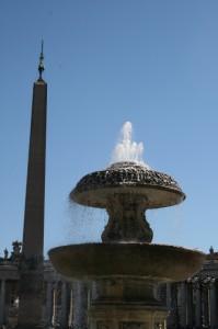 Fontana del Carlo Maderno