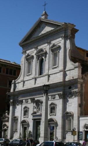 Roma - Chiesa di Santa Maria in Traspontina