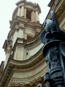 Sant'Agnese in Agone (part.)