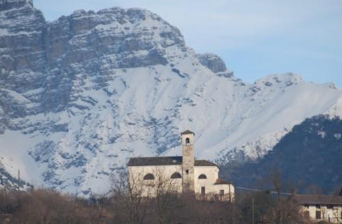 Cesiomaggiore - Chiesa di Toschian 1