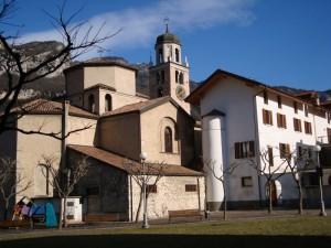 chiesa di Nago