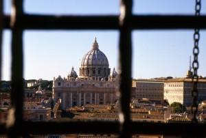 San Pietro - un'altra prospettiva